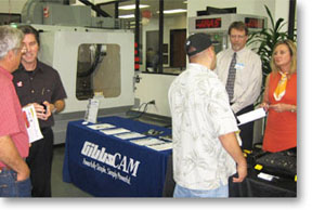 GibbsCAM to be Demonstrated at Haas Demo Days