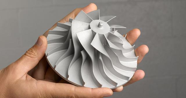 Servicios On Demand de creación rápida de prototipos | 3D Systems