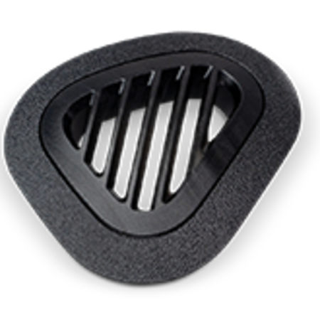 A clip vent printed with Figure 4 PRO-BLK 10